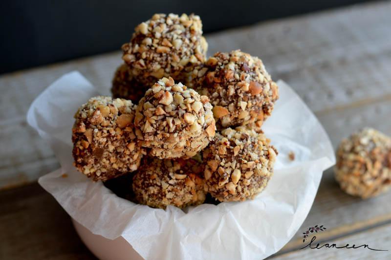 Ferrero rocher kroglice