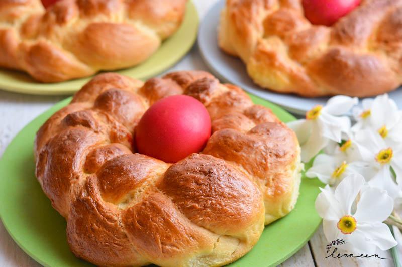 Velikonočni mlečni kolački