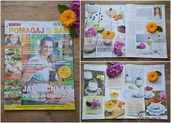 Moji recepti v reviji Pomagaj si sam