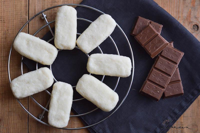 Domače bounty čokoladice