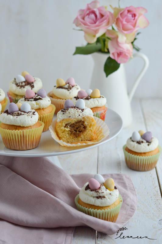 Muffini z okusom potratne potice