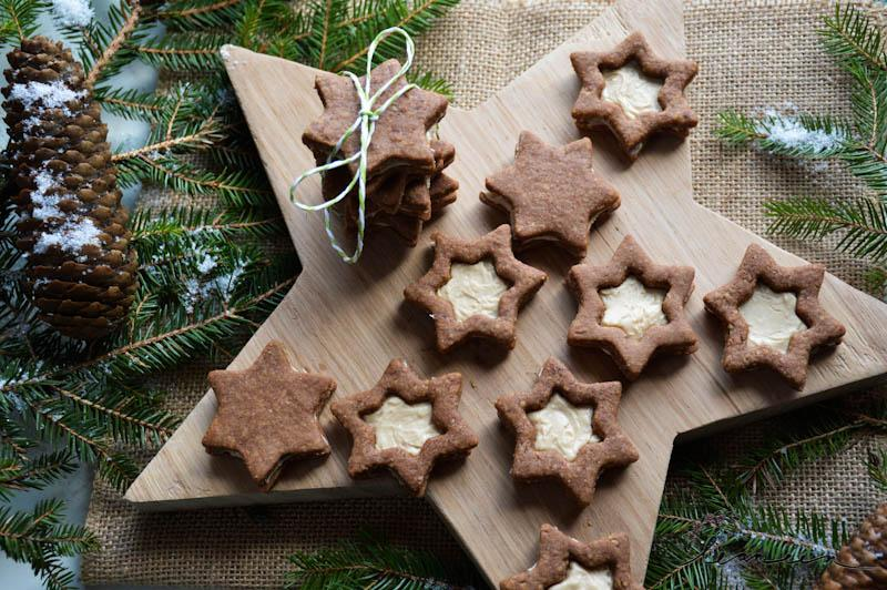 Čokoladne zvezdice z lino lado