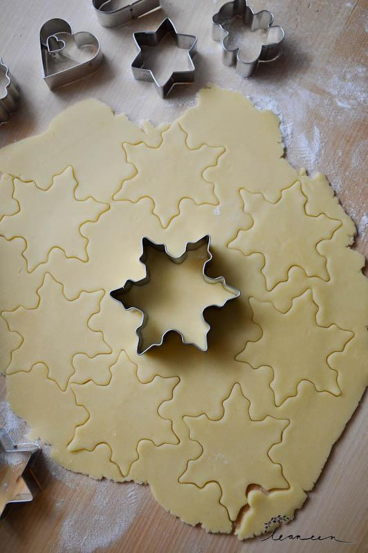Nasveti za peko piškotov