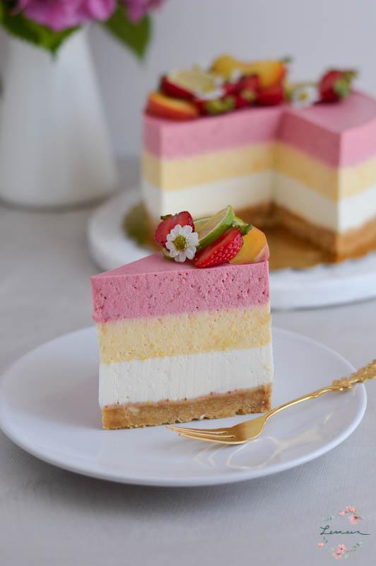 Tutti Frutti torta
