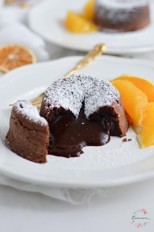 Čokoladni lava cake