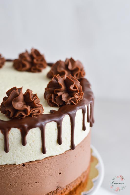 Rum-kokos torta