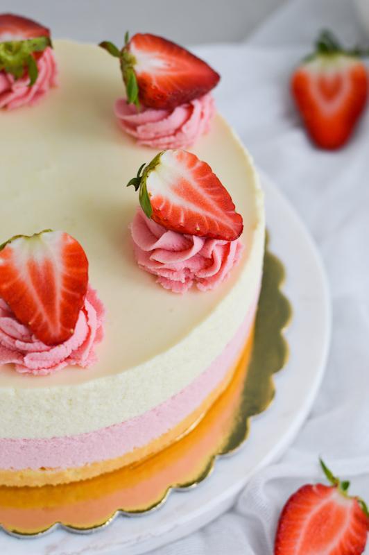 Torta Sladka jagoda