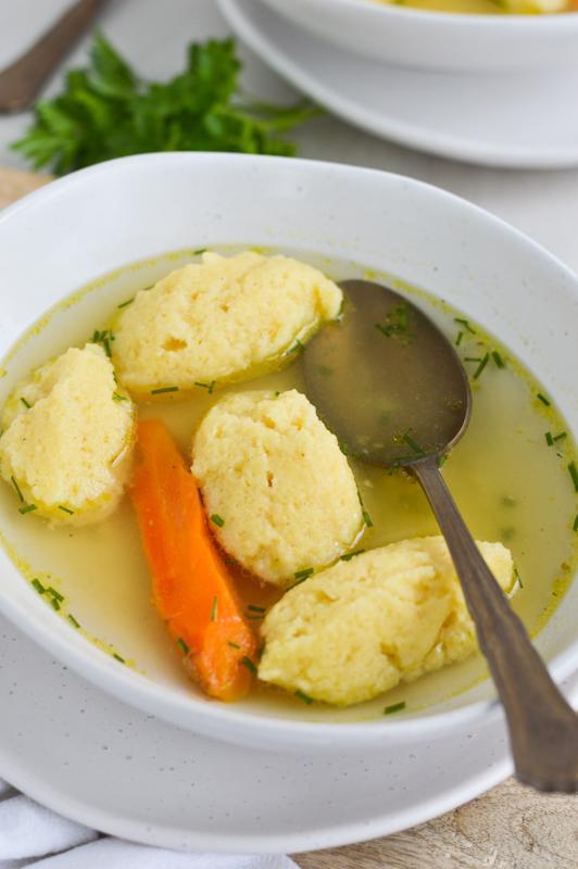 Goveja juha po receptu mame Ivane