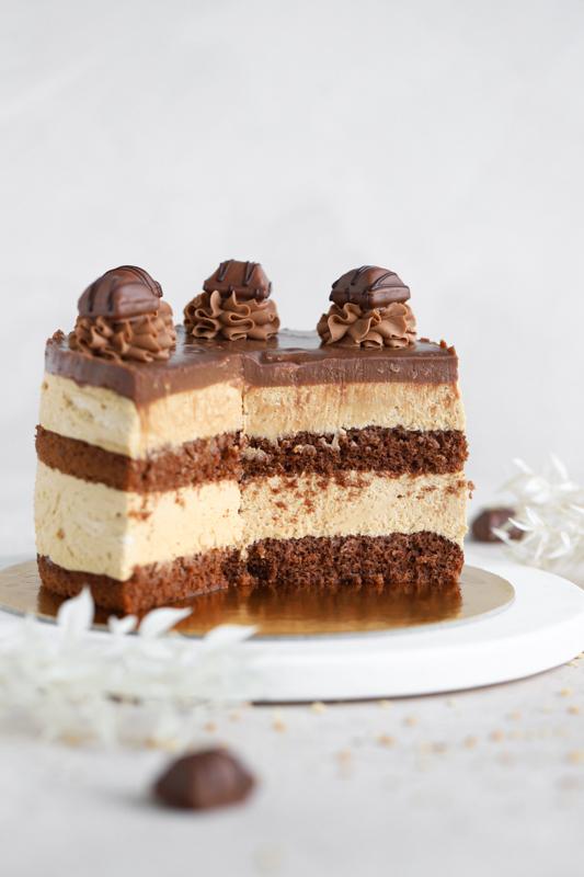 Kinder Bueno torta Leaneen