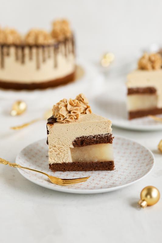 Pregrešna zlata torta