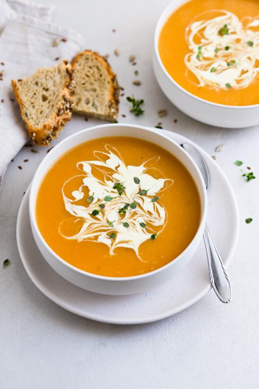Kremna kolerabina juha