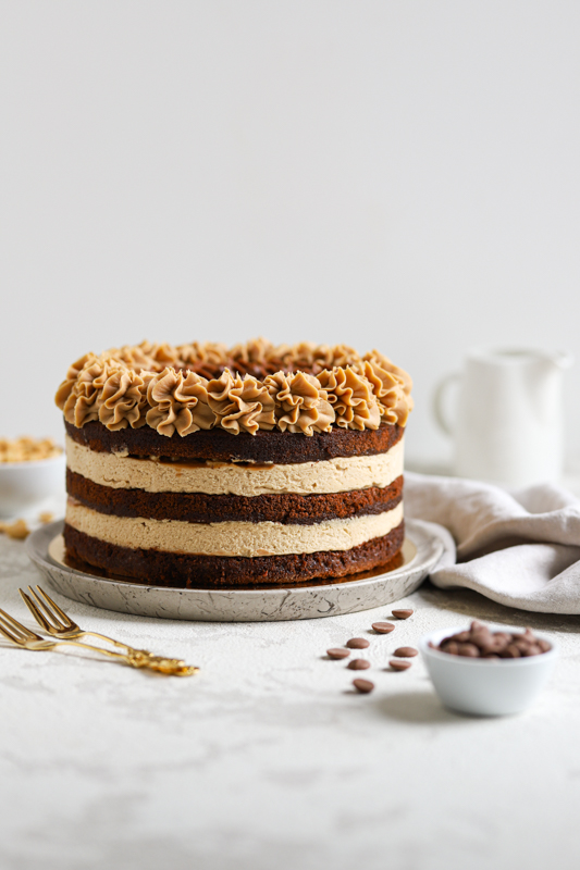 Karamelna torta