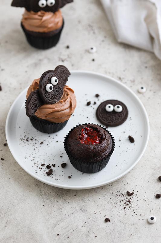 Malinovo polnilo za muffine