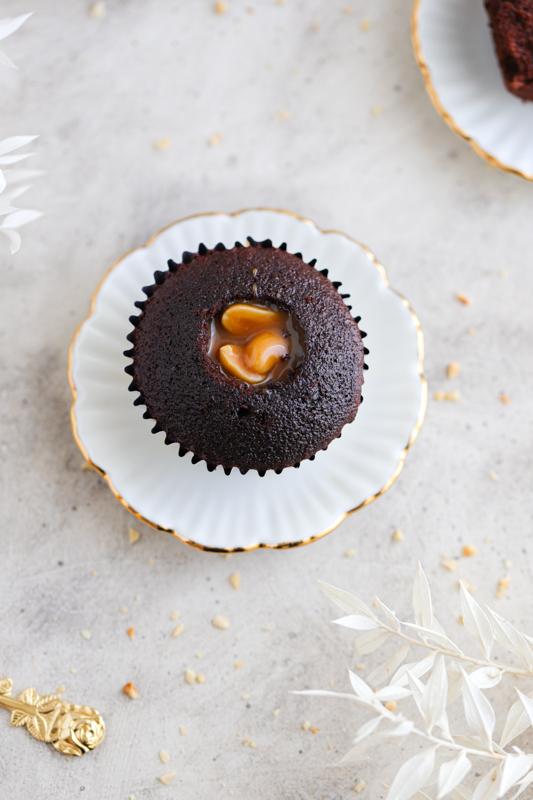 Snickers kolački (cupcakes)