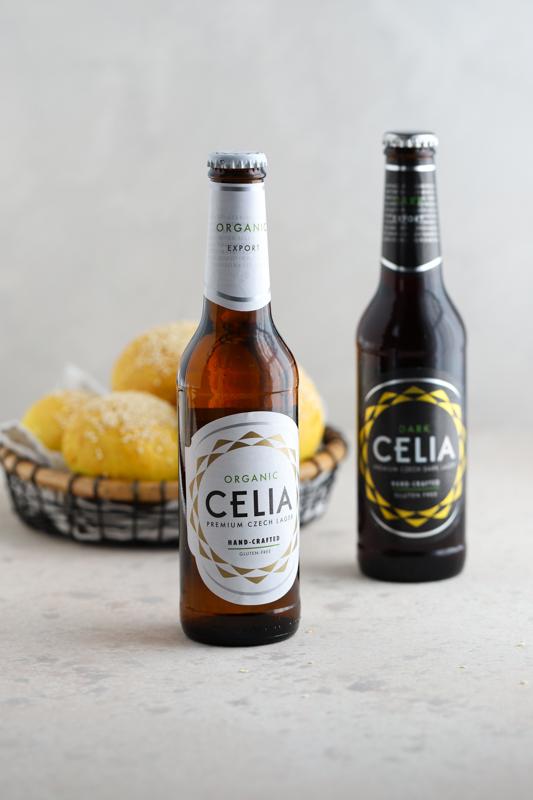 Brezglutenske pivo Celia