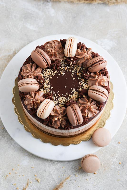 Torta Čokoladna banana Leaneen