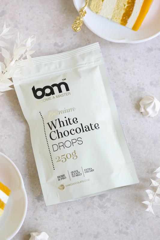 BAM bela čokolada