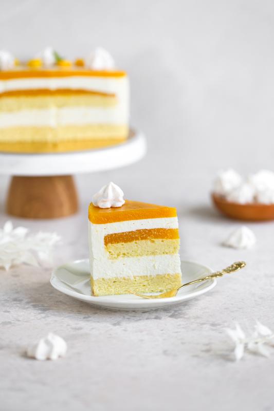Mango torta