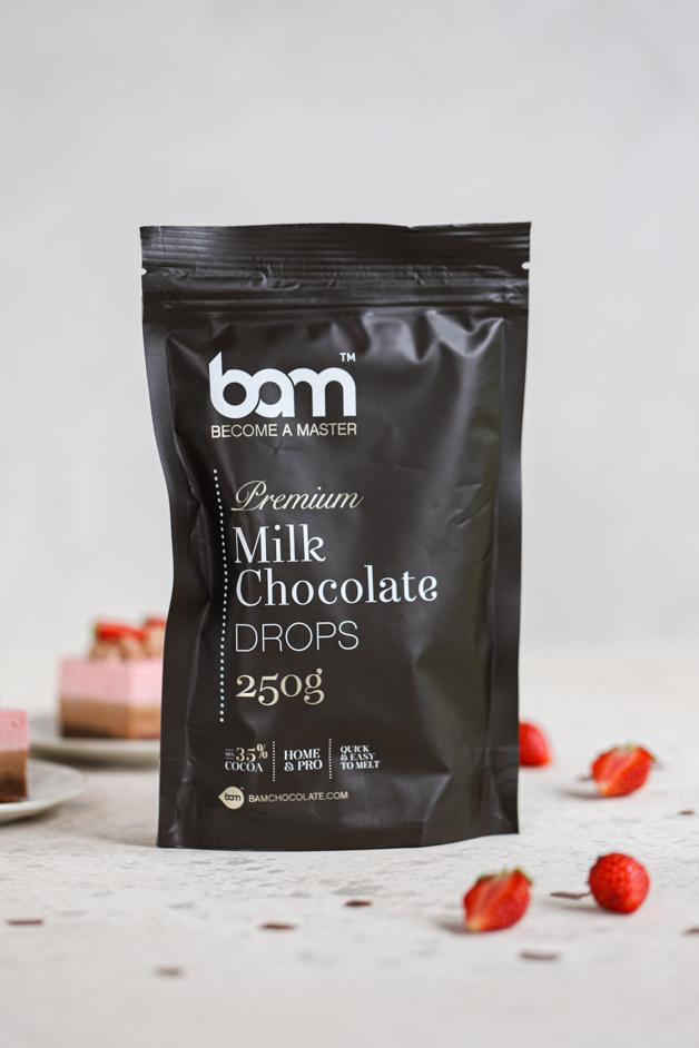 BAM mlečna čokolada