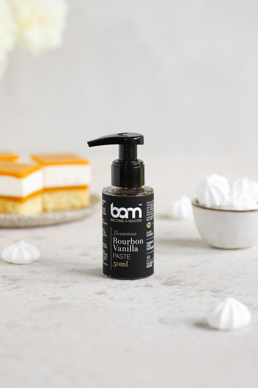 BAM vaniljeva pasta