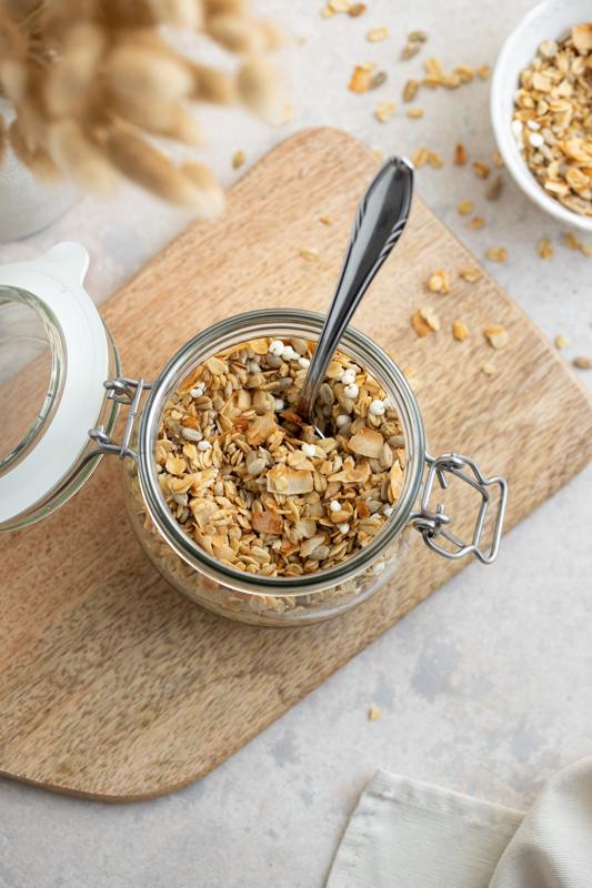Domača granola Leaneen