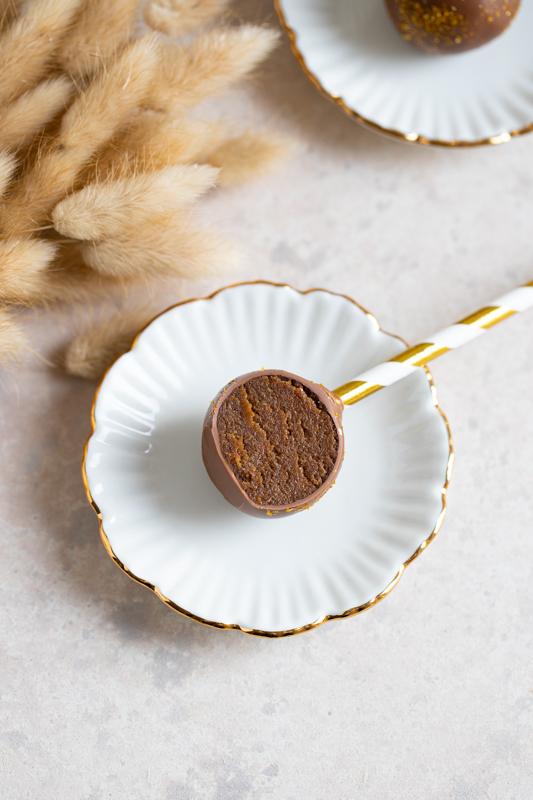 Cakepopsi z mlečno karamelo Leaneen recept